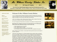 Mrs Williams Country Kitchen
